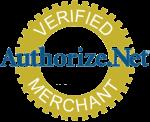 Compras seguras verificadas por Authoriza.NET de VISA