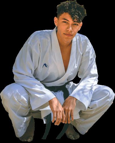 Luís Vásquez - Atleta del equipo Arawaza VE - Compra online los mejores uniformes de kárate en Venezuela - Sumplementos, ropa, equipos de artes marciales y karateguis en Venezuela con la mejor calidad y precio